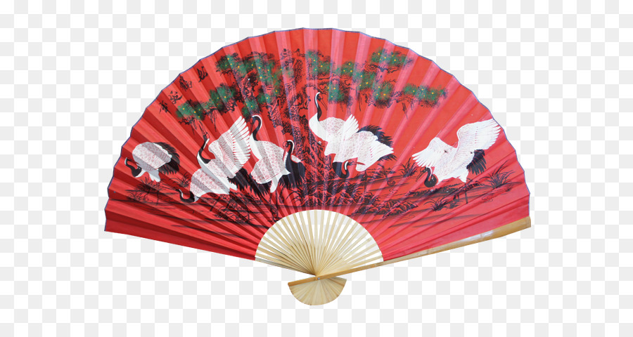 Fan clipart decoration chinese. Home cartoon paper transparent