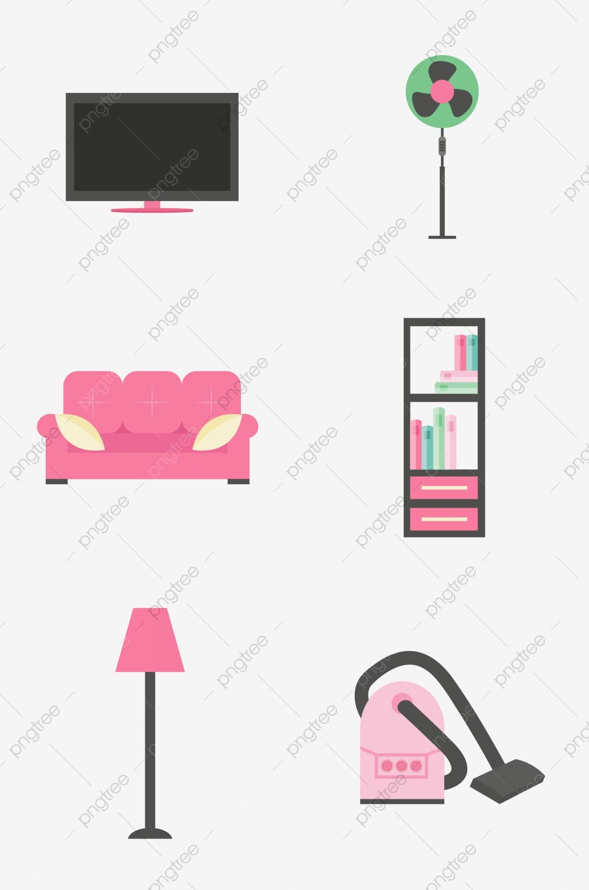 Furniture clipart fan. Prototype home appliance tv