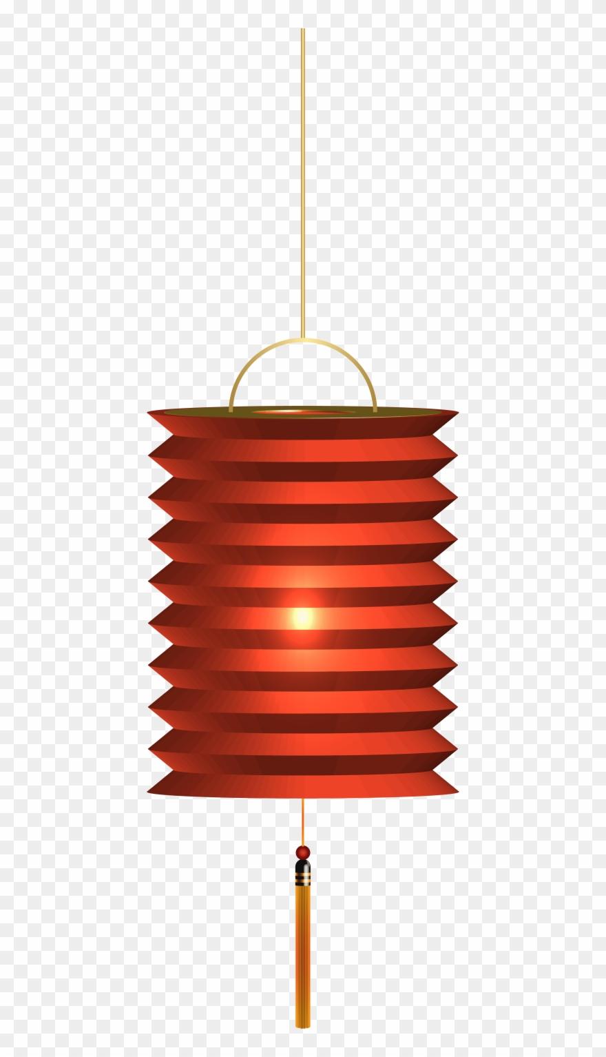 Lantern clipart latern. Fan orange chinese transparent