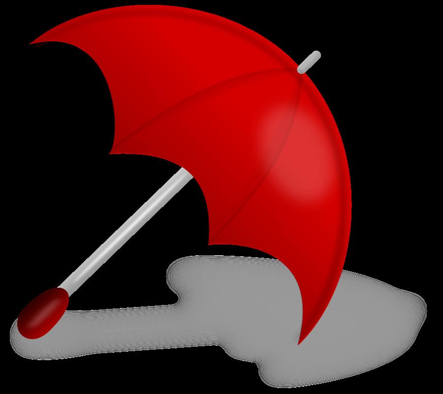 Red closed umbrella free. Graduation clipart panda