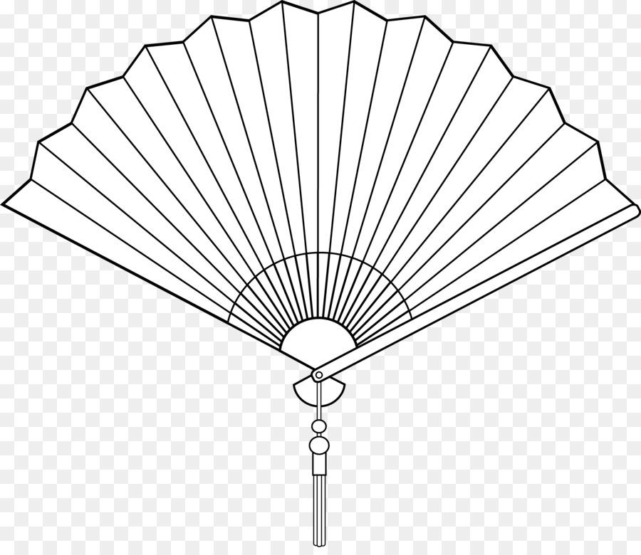 Circle leaf tree transparent. Fan clipart paper fan