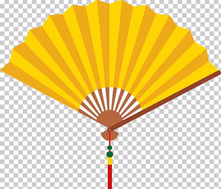 Fan clipart paper fan. Hand drawing png art