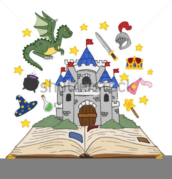 Fairy tales free images. Fantasy clipart