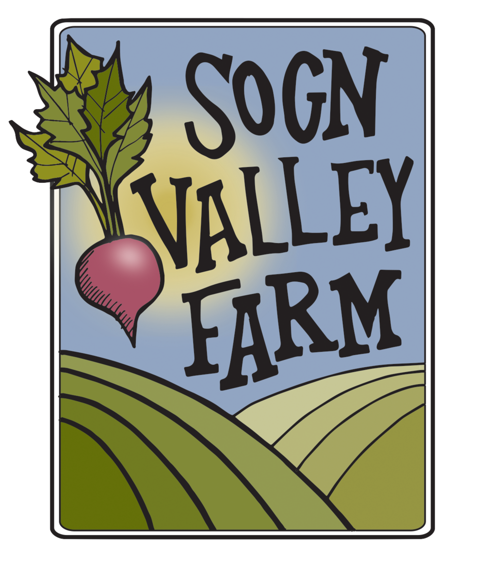 Sogn valley farm csa. Farming clipart organic farming