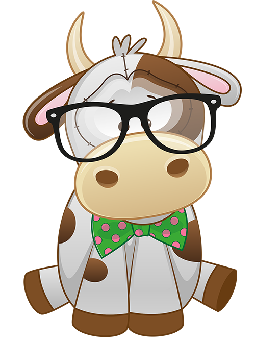 Funny clipart glasses.  vacas color pinterest