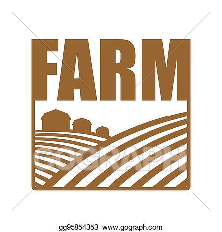 farm clipart arable land