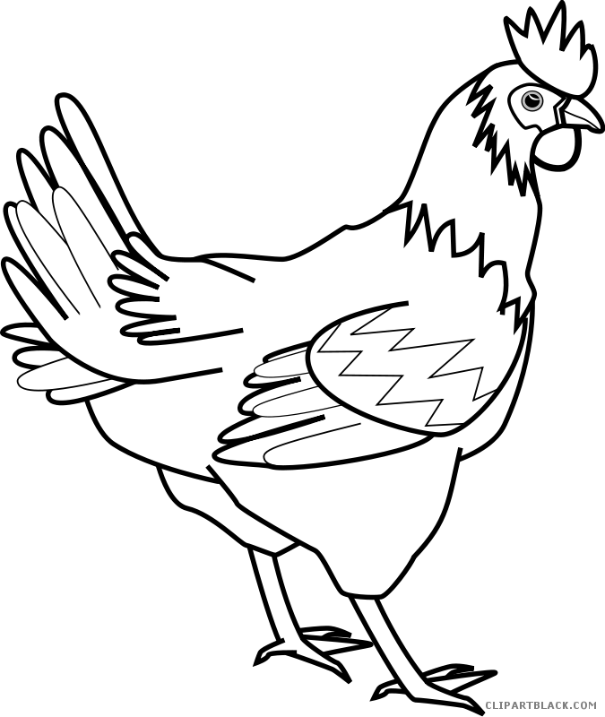 Animals animal free images. Farm clipart black and white