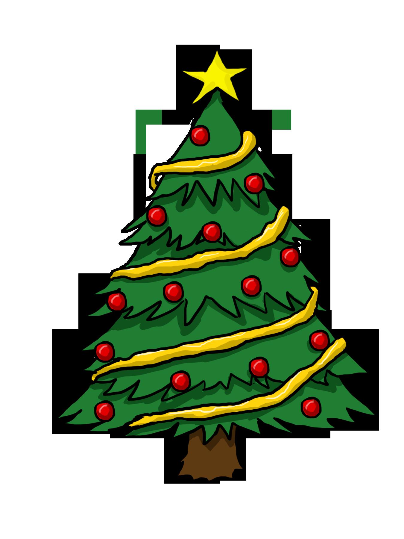 Clip art is a. Hawaiian clipart christmas tree