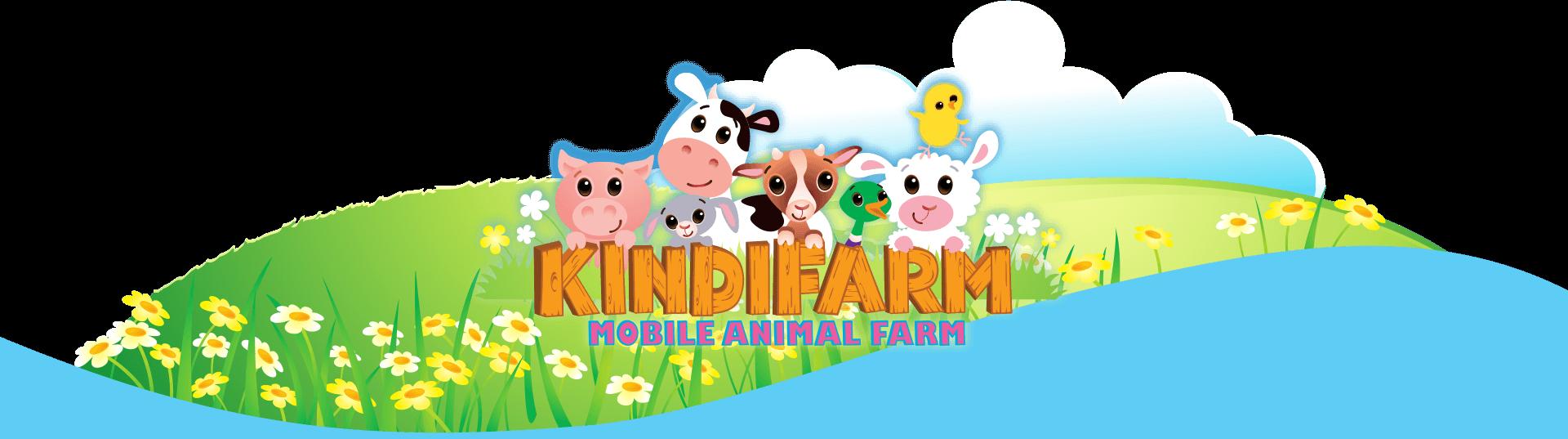 Farm feeding animal