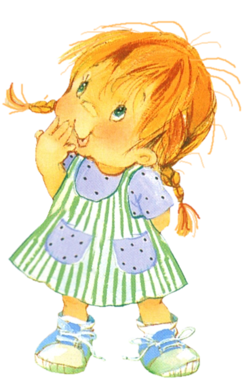 Littel girl pink dornbeast. Fashion clipart child