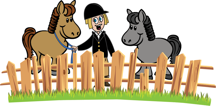 Horse clipart spring. Krystal creek riding lessons