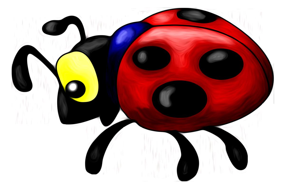 ugs frogs lady. Ladybugs clipart grouchy ladybug