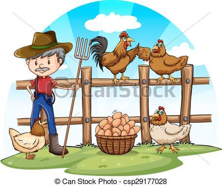Farming clipart poultry farm.