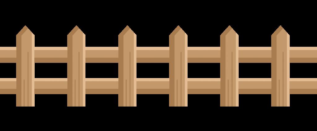 Gate clipart farm gate. Picket fence clip art