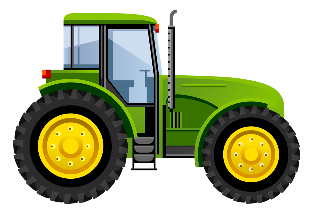 Farmer Clipart Tractor Farmer Tractor Transparent Free For