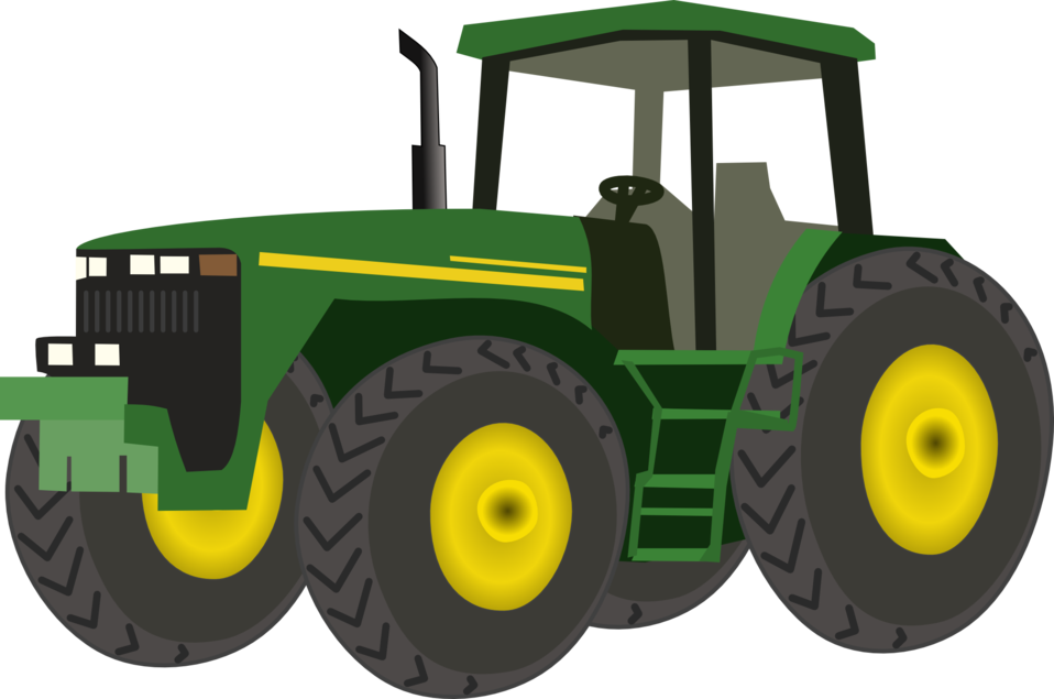 Public domain clip art. Farm clipart tractor