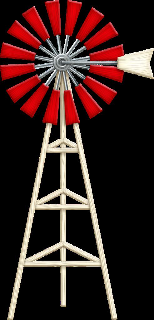 Kaagard onthefarm frame png. Farmhouse clipart windmill