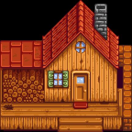 Farmhouse stardew valley wiki. Farm house png