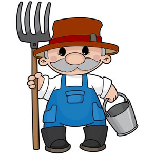 Farmers clipart. Panda free images info