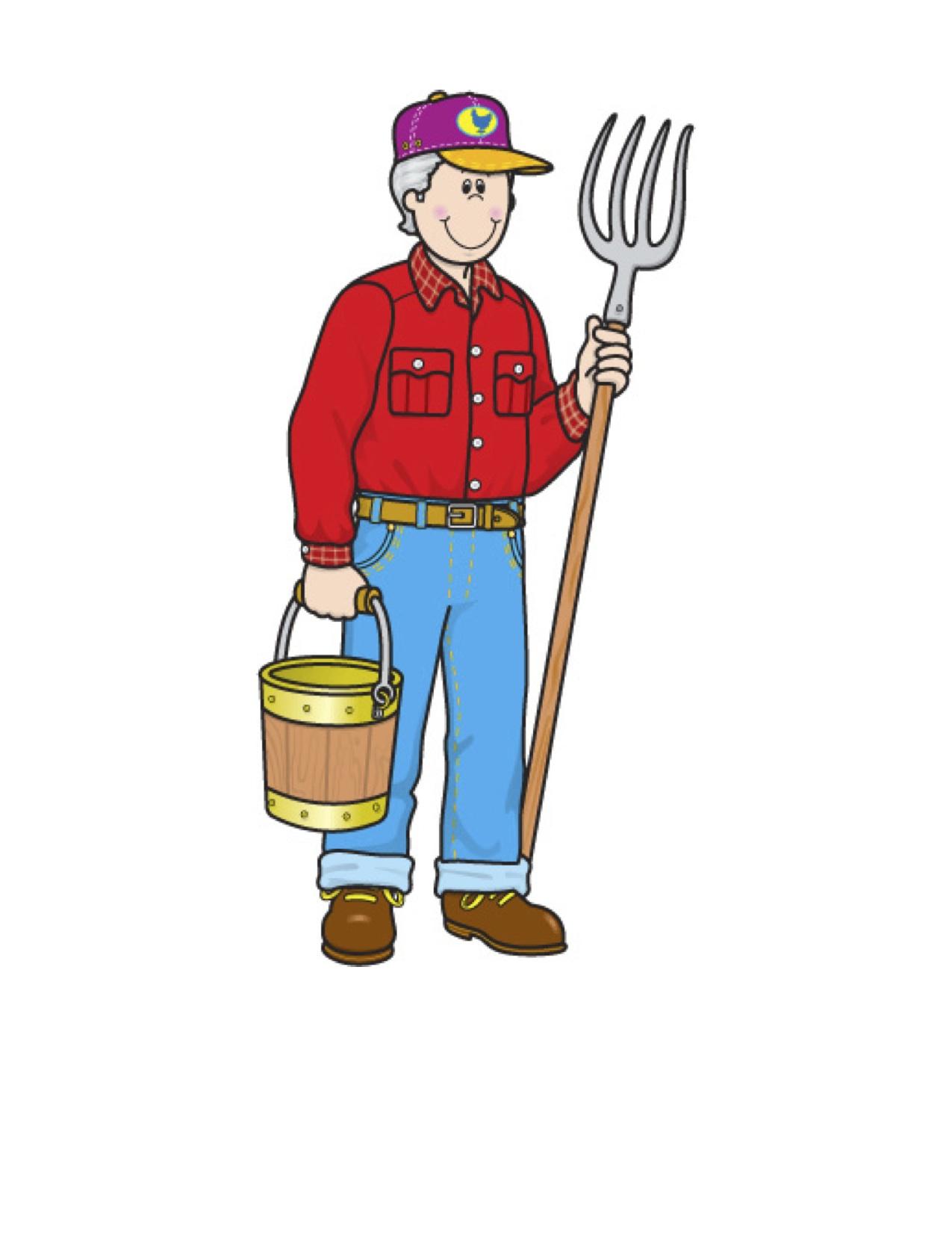 Free farmer cliparts download. Farmers clipart man