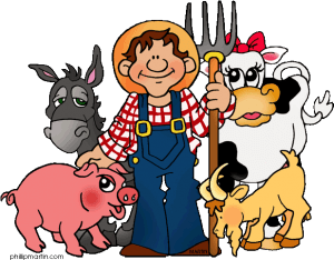All about farm animals. Farming clipart agricultural activity