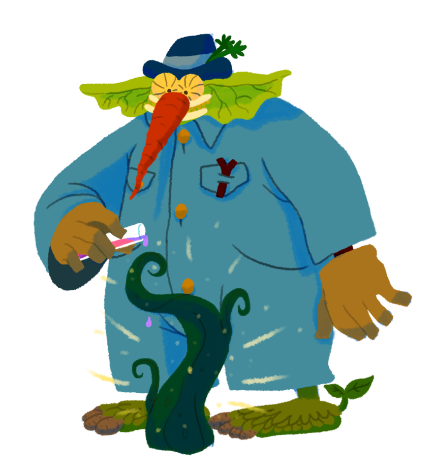Caliban the gardener by. Poetry clipart plays shakespeare