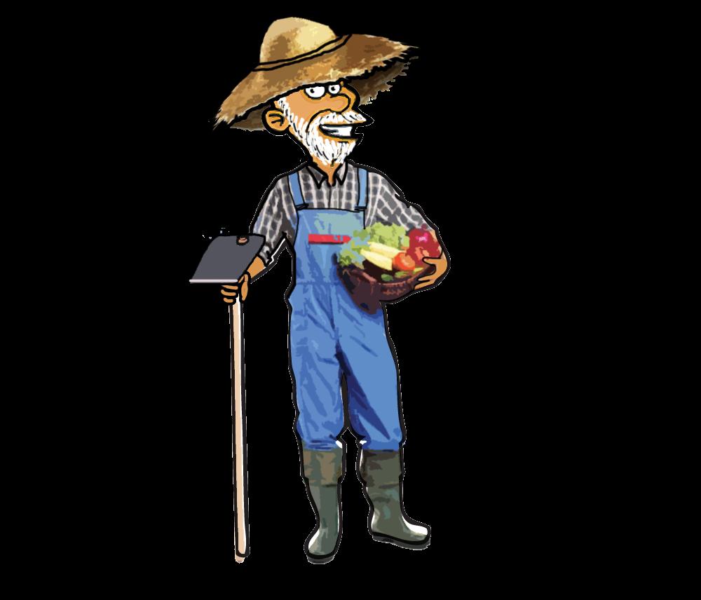 Farmer clipart farmer planting. Crazywidow info