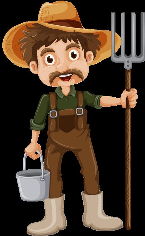 png pinterest clip. Gardener clipart farmer