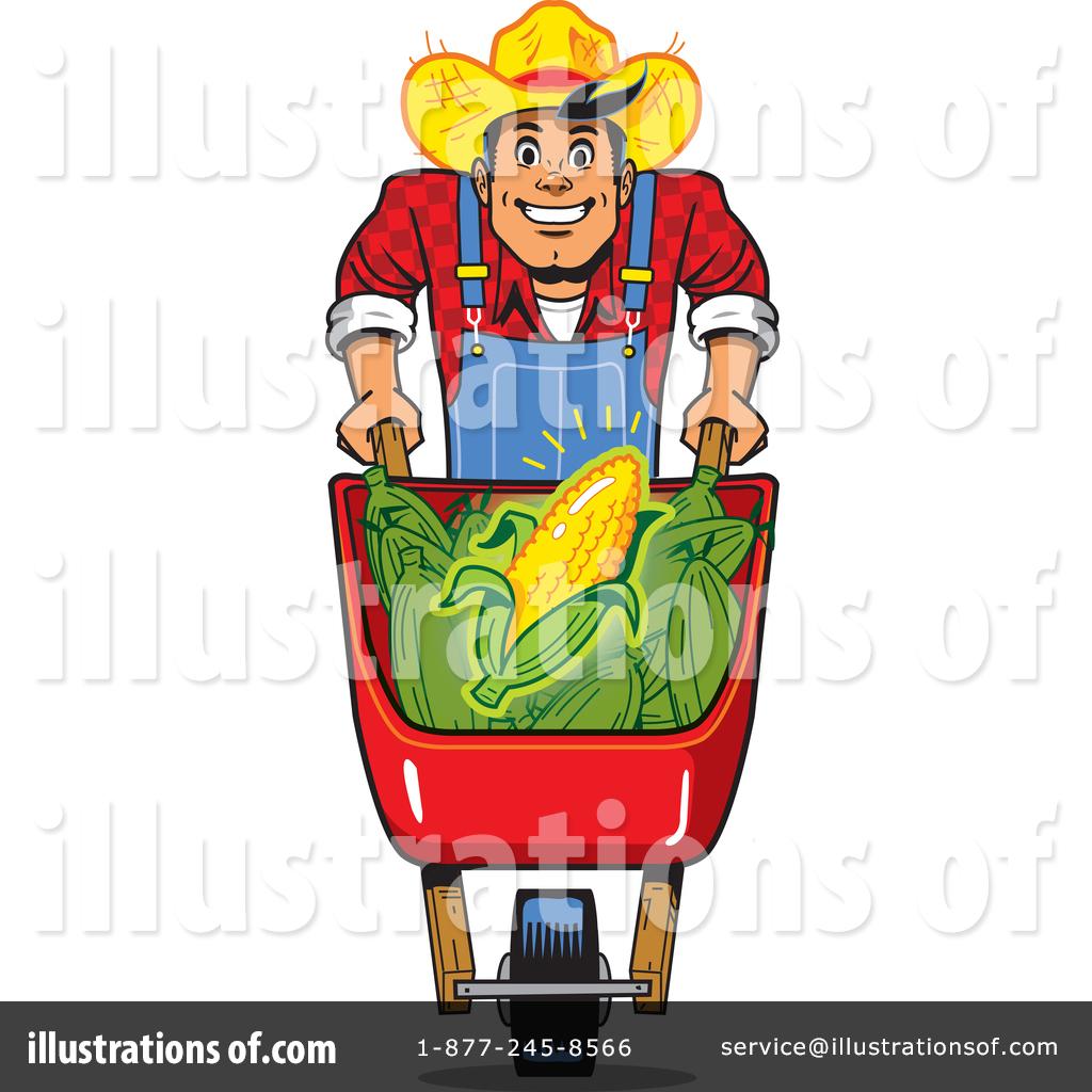 Farmers clipart illustration. Farmer by clip art