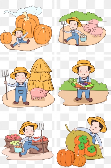 Farmers clipart illustration. Farmer images png format