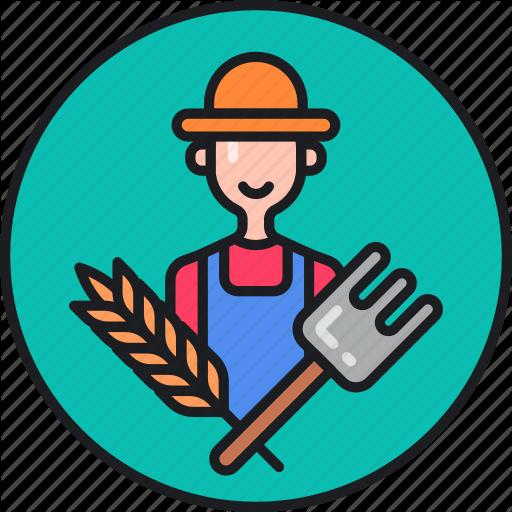 Farmer clipart producer.  sustainable development volume