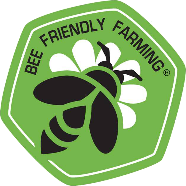 Farming clipart agriculture logo. Bee friendly in canada