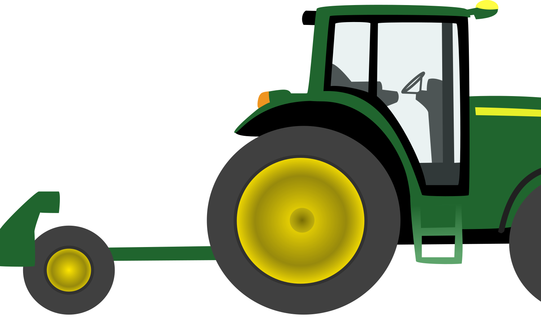 Farm clip art with. Farmer clipart tractor