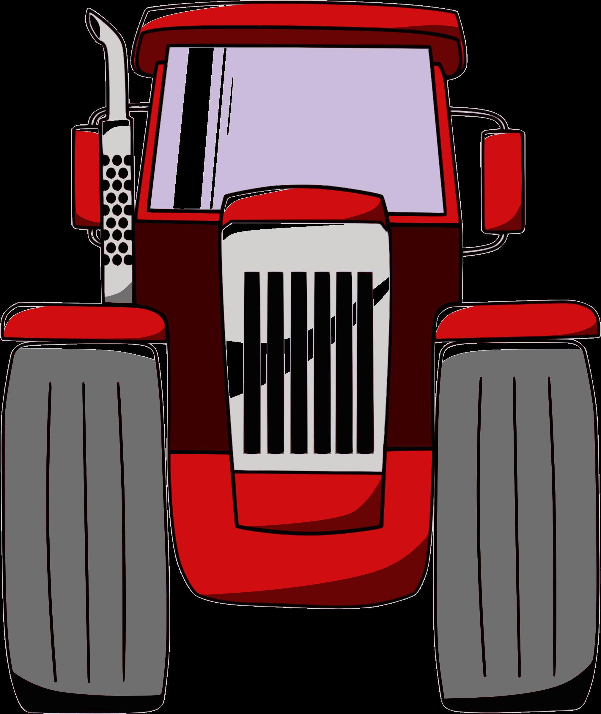 Big image png. Farmer clipart tractor