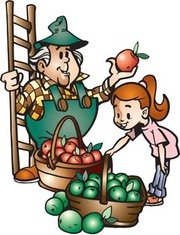 Farmers clipart. Free farmer market and