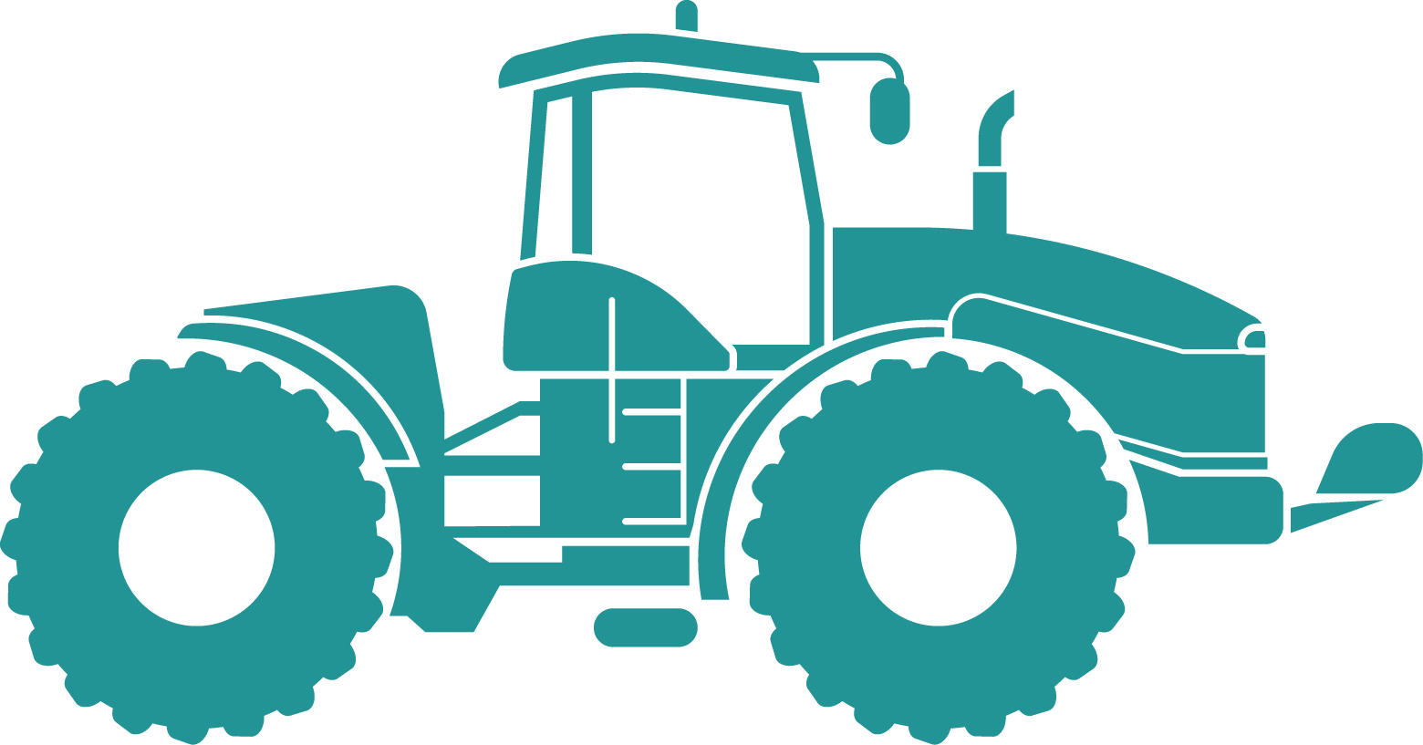 Agriculture agricultural machinery tractor. Farming clipart farm equipment