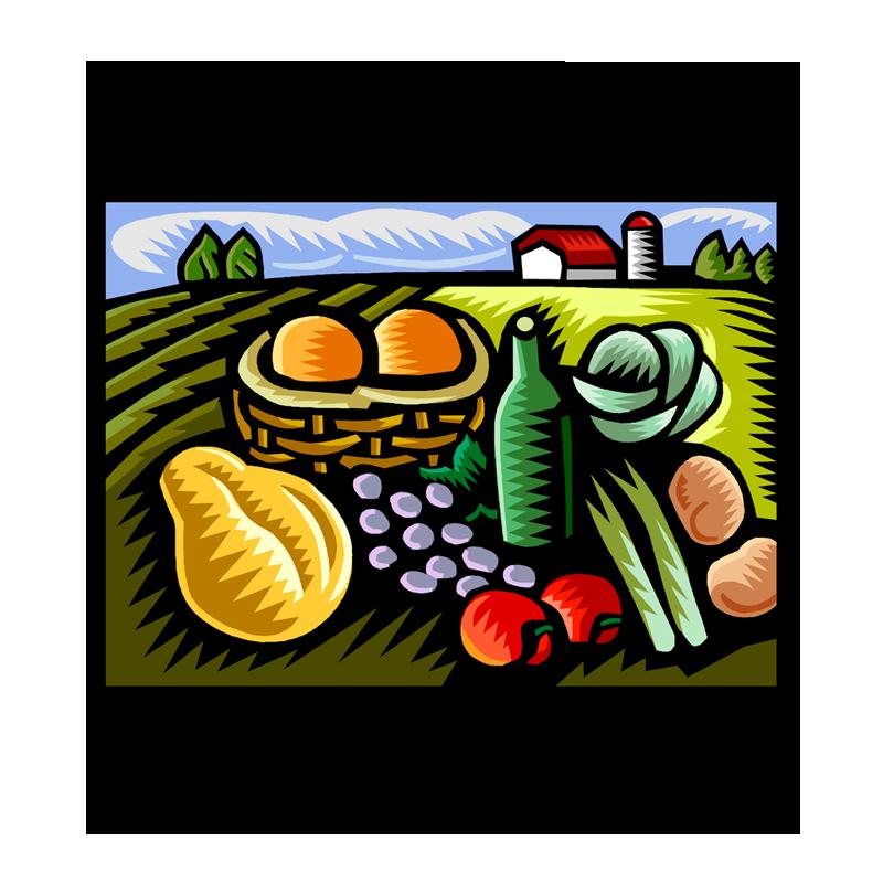 Molokai organic farm guide. Farmers clipart ancient farming