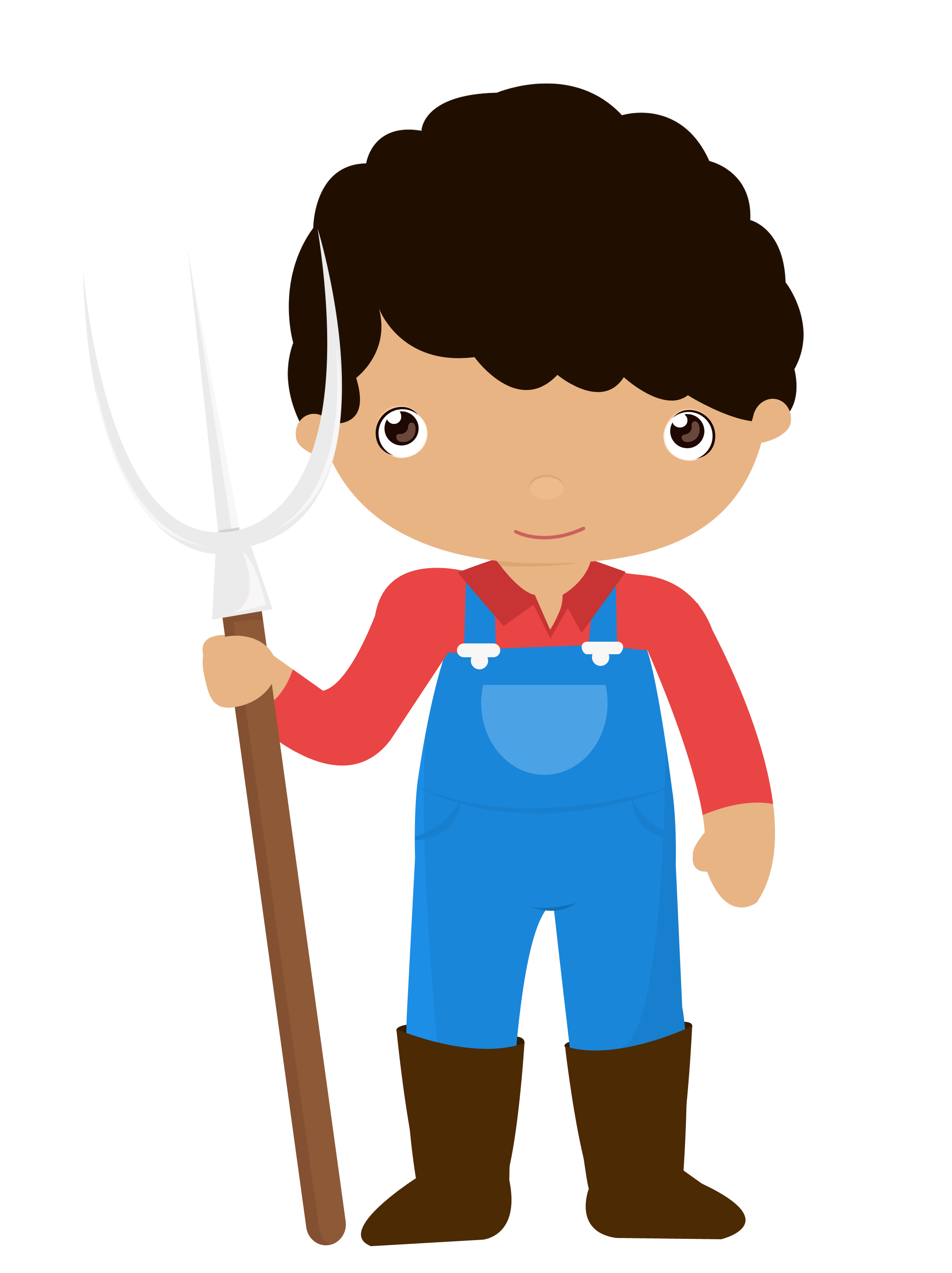 collection of png. Farming clipart peasant
