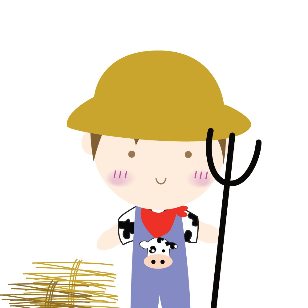 Farmers clipart country boy. Free farming cliparts download
