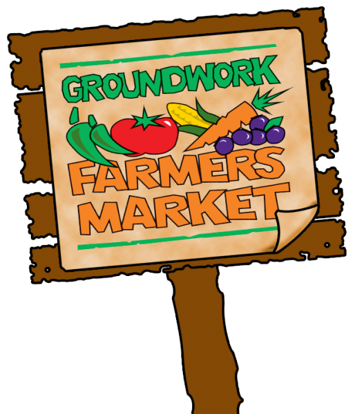 Groundwork farmers lawrence fmsignwithlogopng. Market clipart open air market