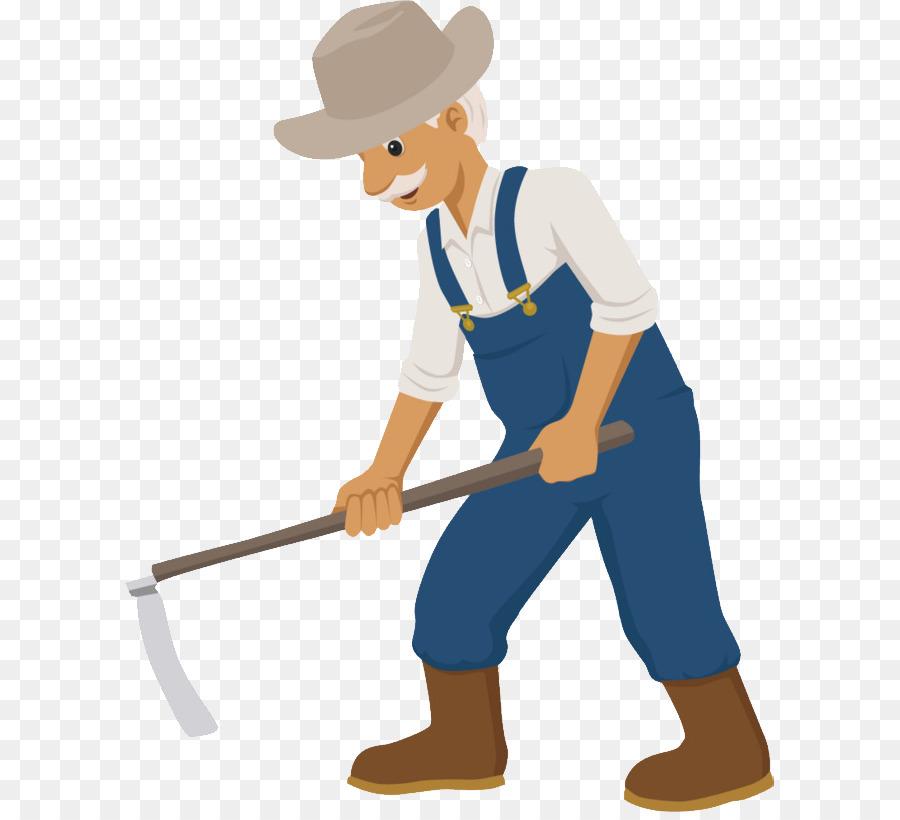 Boy cartoon agriculture farm. Farmers clipart farmer clothes