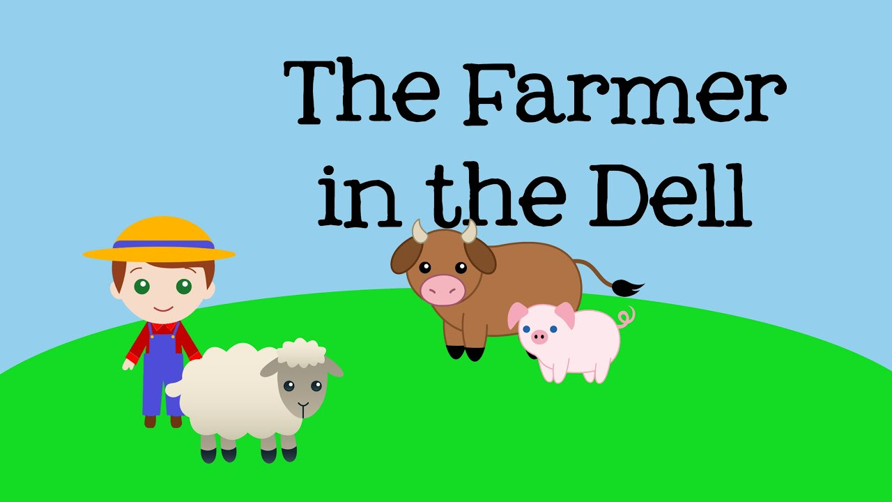 Farmers clipart farmer in dell. The music video for