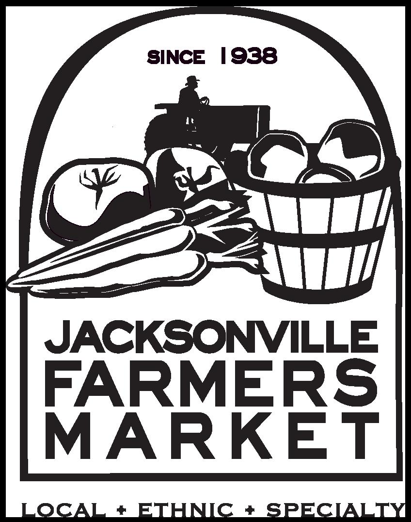 Jacksonville farmers location hours. Market clipart wet market