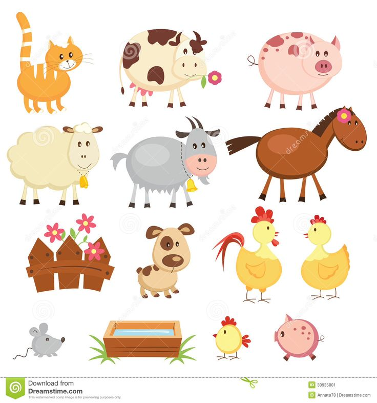 free farm animal. Farmers clipart livestock farming