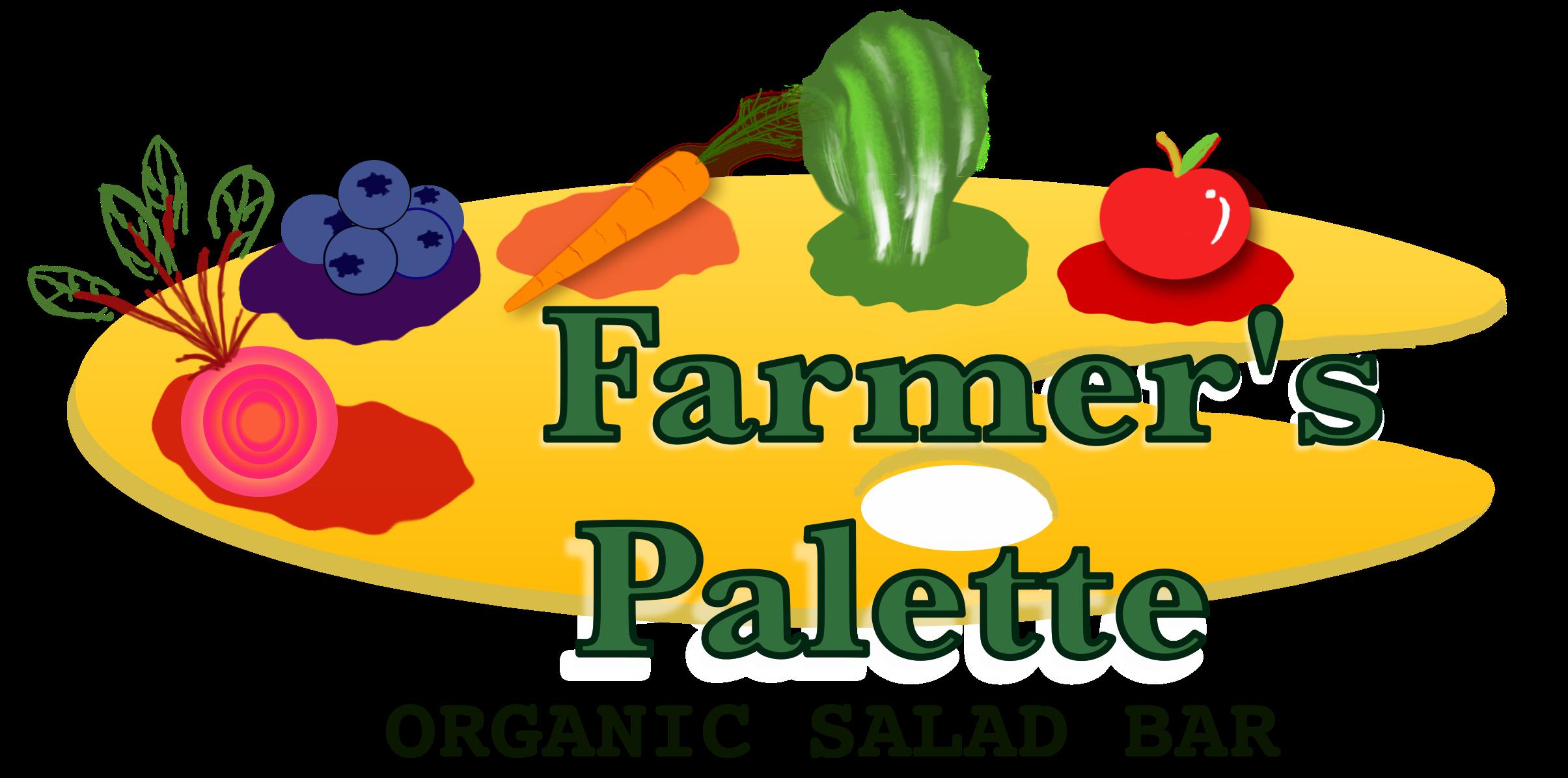 Farming clipart local food. Farmers palette