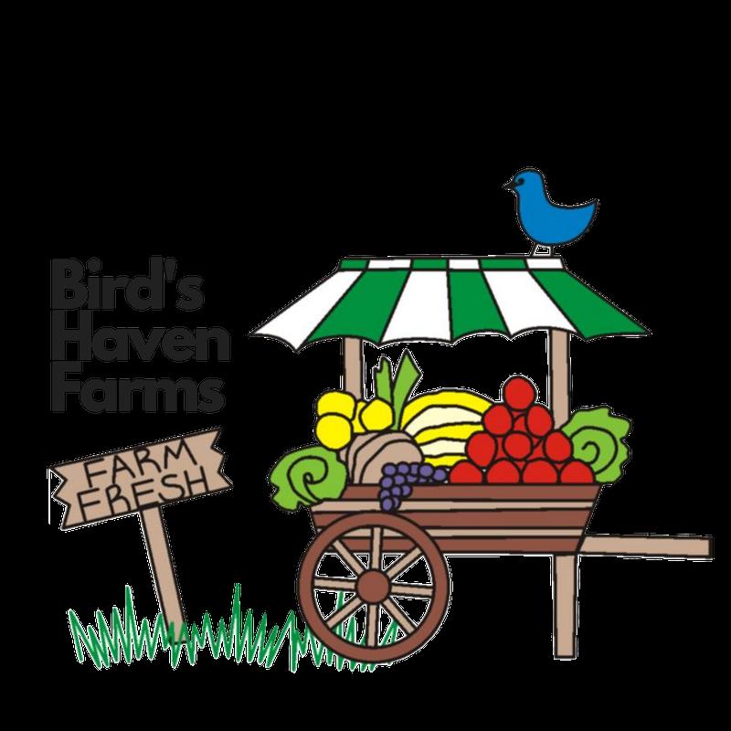 Farmers clipart potato farmer. Bird s haven farms