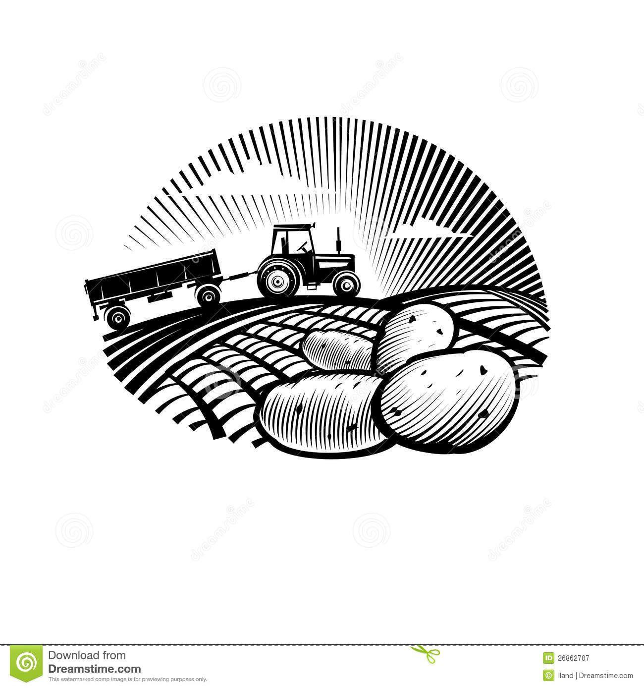 farmers clipart potato farmer