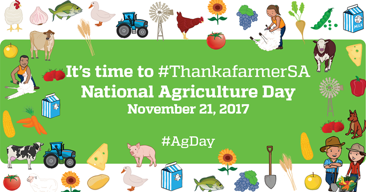 Thank a farmer national. Farmers clipart primary industry