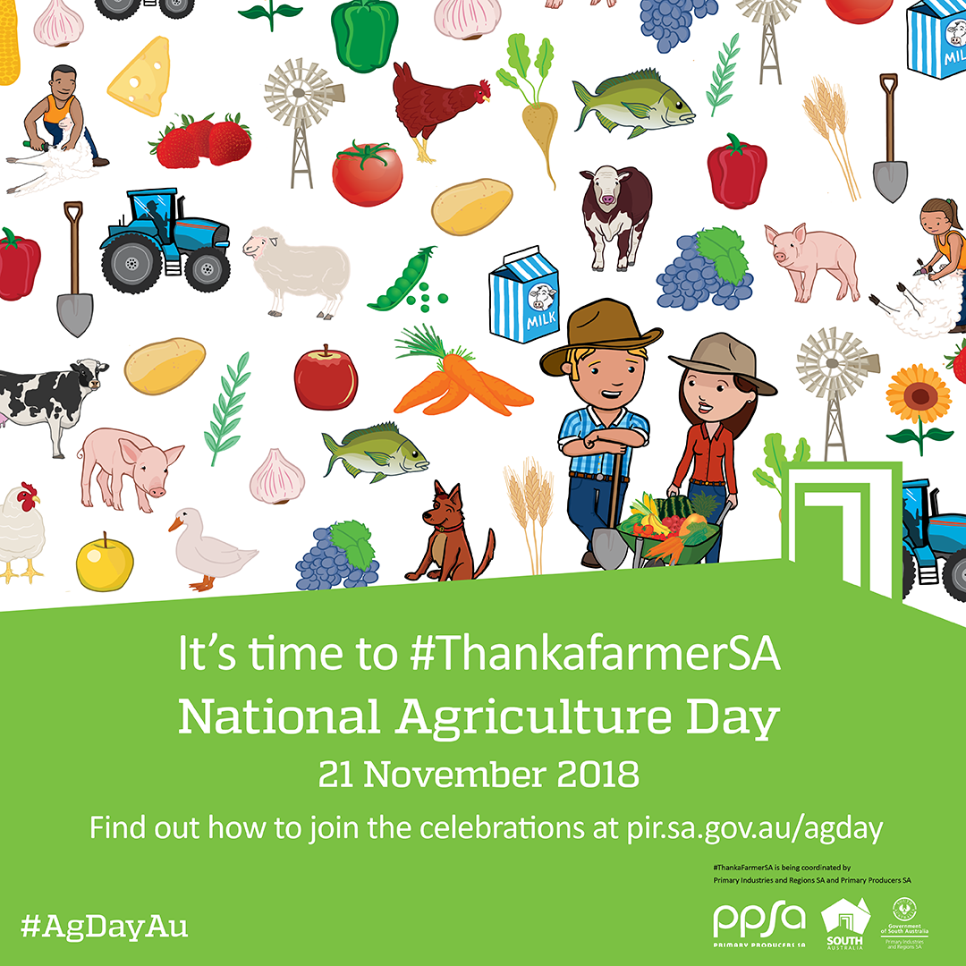 Farmers clipart primary industry. Thank a farmer sa