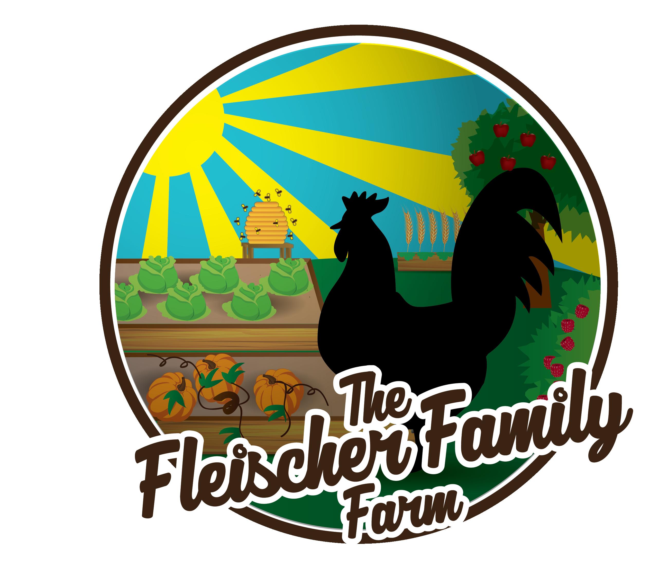 On the farm fleischer. Tired clipart farmer